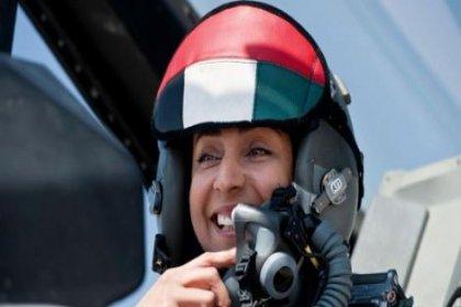 IŞİD'in kabusu kadın pilot