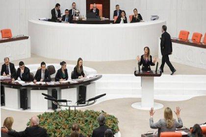 Meclis'te kadın vekillerin 'süs bitkisi' tartışması