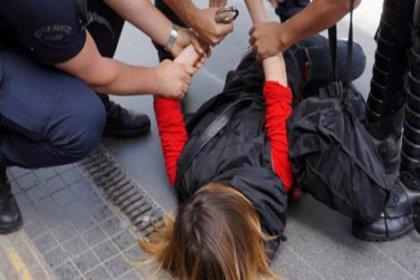 Sanık kadın: Polis çırılçıplak soyunup ıkınmamı istedi