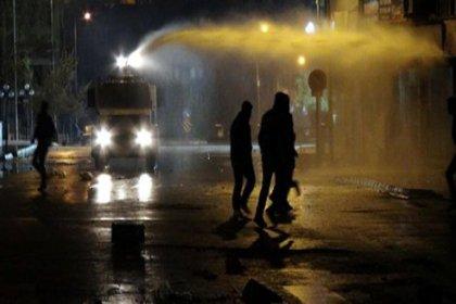 Tunceli'de kadın garson gerginliği