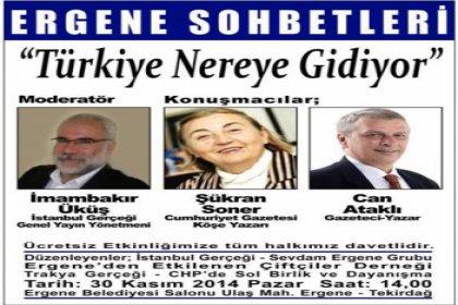 Türkiye Nereye Gidiyor!