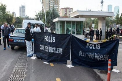 Üniversite kapısında kadın cinayeti