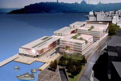 'Yüksek Yargı'dan Galataport'a Durdurma'