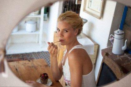 Ayna karşısında yemek zayıflatıyor