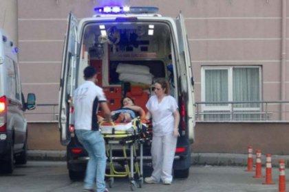 Çorlu'da bir kadın patronu tarafından vuruldu