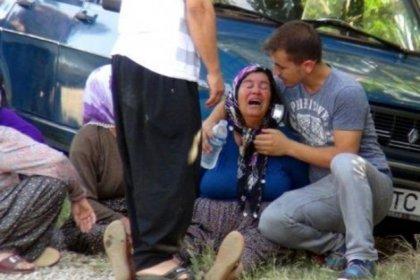 Kocasını av tüfeğiyle öldürdü
