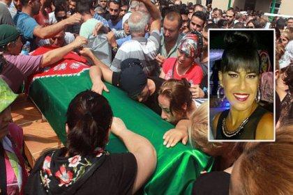 Tunceli'de iki ateş arasında vurulan Ayten Günhan toprağa verildi