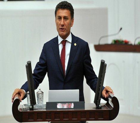CHP'li Sarıbal'dan 'tacize dur' çağrısı