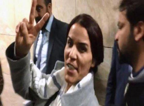HDPli Besime Konca tekrar gözaltına alındı