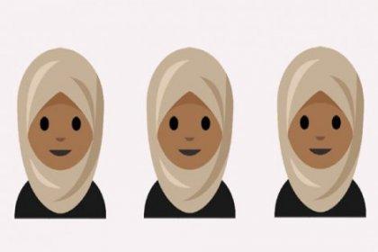 Başörtülü kadın emoji'si telefonlara geliyor