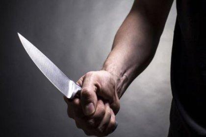 'Beni eşim bıçakladı'