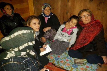CHP Kadın Kolları başkanı Köse; 'Kader Değil Katliam'