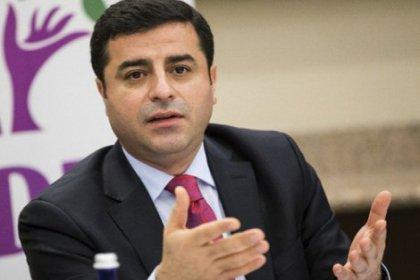 Demirtaş: AKP, Cemaat ile suçta ortak, kendini sıyıramaz