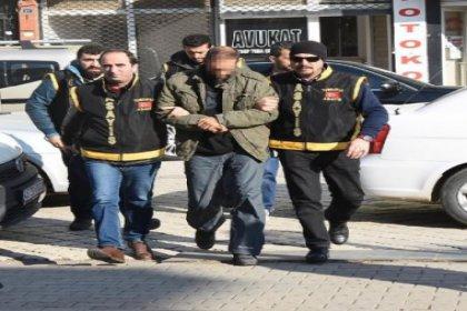 Ebru Tireli'ye saldıran Mehmet T. tutuklandı.