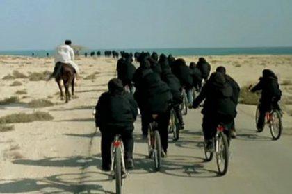 İran'da kadınlara bisiklet yasağı