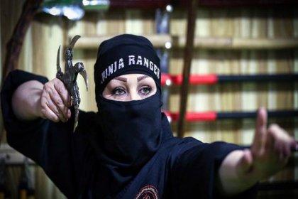 İran'ın 'Ninja' kadınları