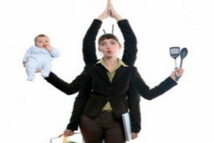 Modern çağın hastalığı: Süper kadın sendromu