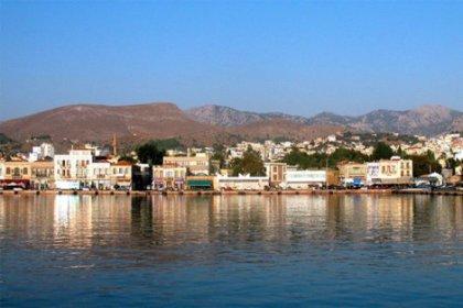Sakız'da 1200 Türk turist mahsur kaldı