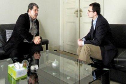 Salih Müslim'le Brüksel randevusu
