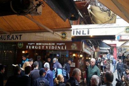 Turgut Vidinli'ye 'Kadına şiddet' mührü