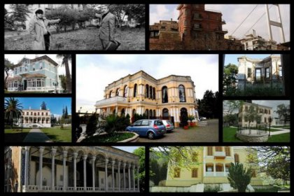 Türkiye'nin en ünlü 9 köşkü ve sıradışı hikayeleri