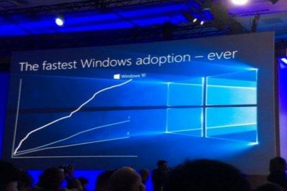 Windows 10'da enteresan bir gelişme yaşandı