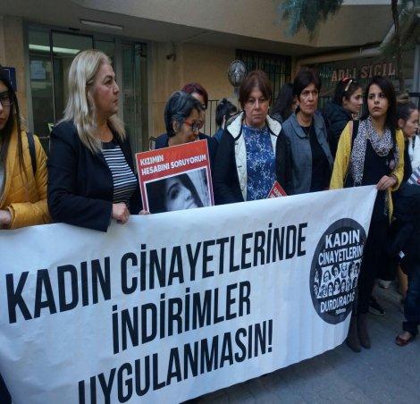 2 yılda 245 kadın cinayeti işlendi