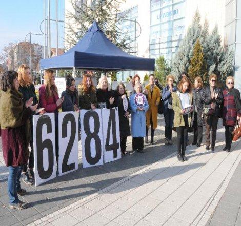 '2017'nin ilk 10 ayında 337 kadın öldürüldü'