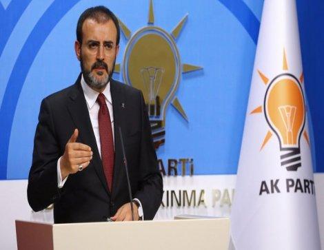 AKP Sözcüsü Ünal: Ayhan Oğan'a kastını sorduk, SDP adına konuştuğunu ifade etti