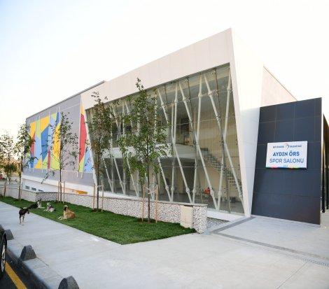 Aydın Örs Spor Kompleksi açılıyor