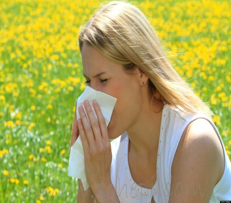 'Bahar alerjilerinin etkisi vazelinle azaltılabilir'