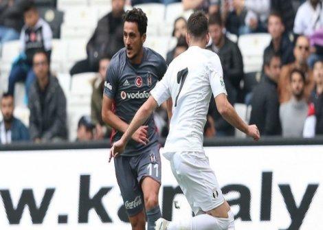 Beşiktaş hazırlık maçında Astra Giurgiu ile berabere kaldı
