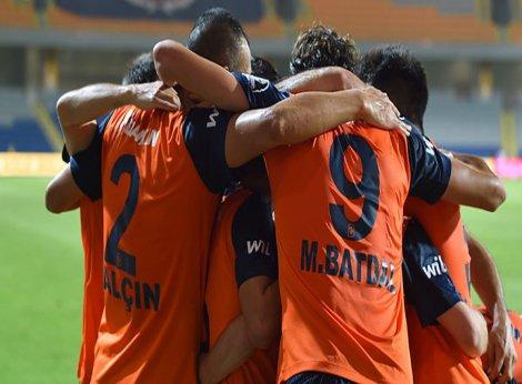 Bol penaltılı maçta Başakşehir finalde