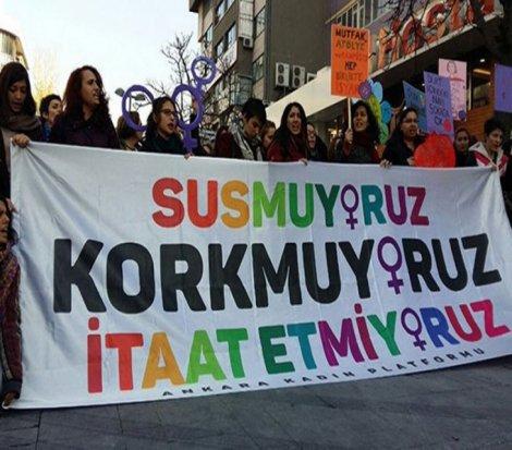 'Bu anayasada halk yok, demokrasi yok, kadın yok!'