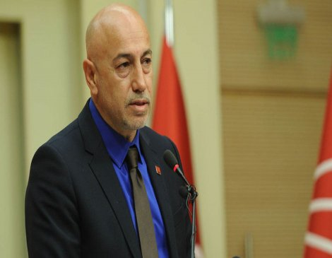 CHP Genel Başkan Yardımcısı Erdal Aksünger, Can Ataklı'nın konuğu oluyor