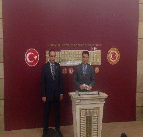 CHP'li Sarıbal: Üretim düştü, tarım küçüldü