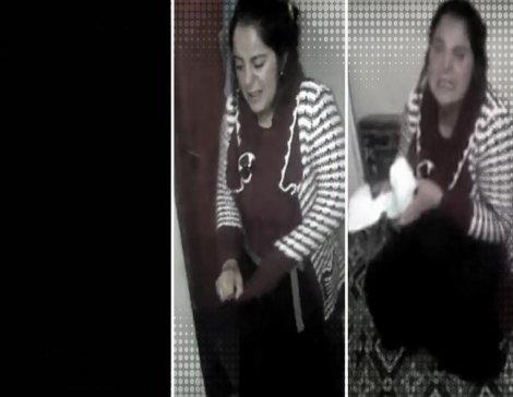 Dışkılı işkenceye maruz kalan kadın konuştu: İlk dayağı gerdek gecesi yedim