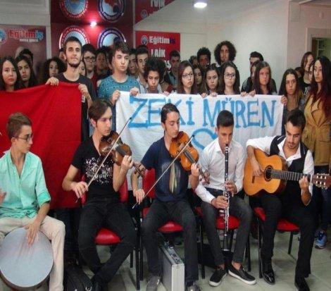 Eğitim-İş Bursa Şube Başkanı'na 'sendikanın kapısını öğrencilere niye açtın' soruşturması