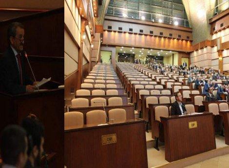 FETÖ'den alınan yurdun Ensar'a verilmesine itiraz eden CHP'liler konuşturulmadı