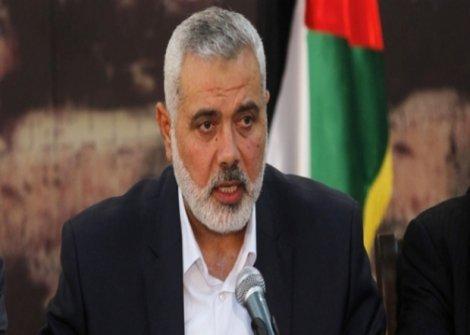 Hamas lideri Haniye'den 'yeni intifada' çağrısı