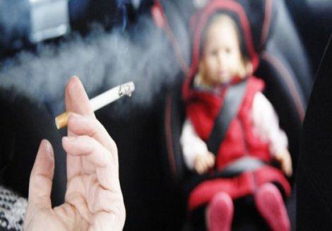 Her yıl 75 bin çocuk pasif içicilik yüzünden ölüyor