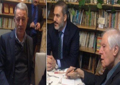 Hulusi Akar'ın hayranı olduğu yazar: Cumhuriyet okullarında okuyanların çoğu emperyalistlerin işbirlikçisi