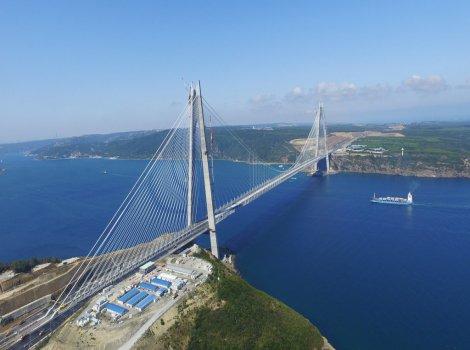 İki köprünün yıllık geliri, üçüncü köprünün ödemesine yetmiyor!