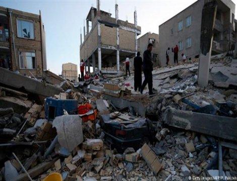 Irak-İran sınırındaki depremde ölü sayısı 430'a yükseldi