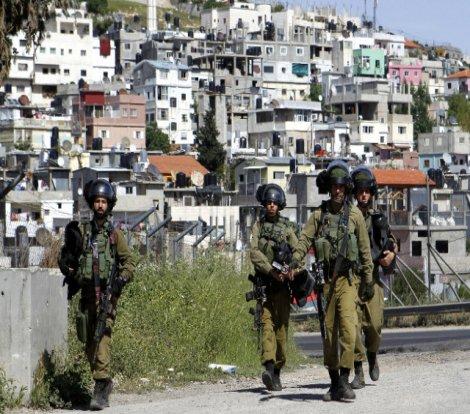 'İsrail Batı Şeria'ya asker sevkiyatına başladı'