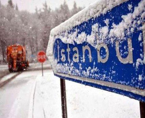 İstanbul'da kar yağışı bekleniyor