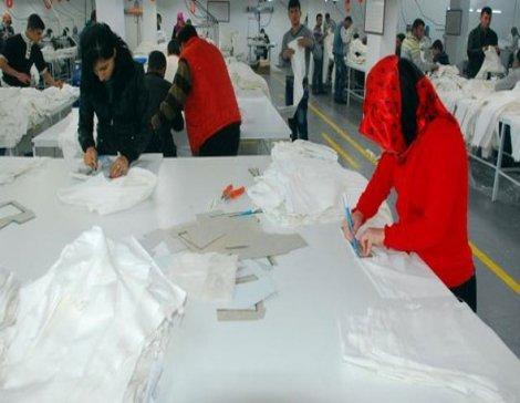 İstanbul'dan taşınan fabrikalara destek