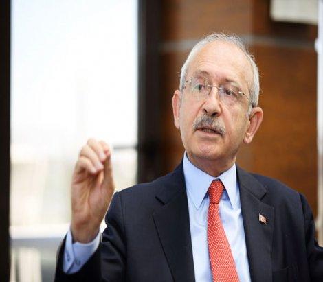 Kılıçdaroğlu: 2010'da toplumun yüzde 58'i 'Evet' dedi, şimdi o maddeleri değiştiriyorlar