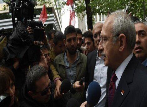 Kılıçdaroğlu: Sözcü'ye yapılmış operasyon Türkiye'ye yapılmış bir operasyondur