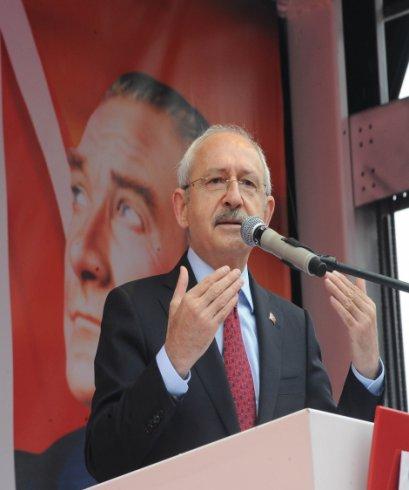 Kılıçdaroğlu: Tek adama tüm yetkiler verilirse örnek Libya'dır, Irak'tır